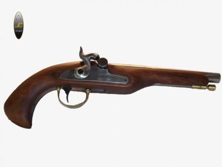 Pistola Avancarica Modello Volturno